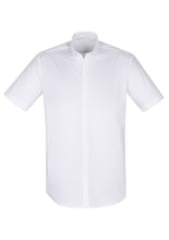 Load image into Gallery viewer, shirts camden long sleeve cotton elastane retail uniforms hospitality event promotional class fit