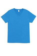 Load image into Gallery viewer, RAMO Mens Marl V-neck T-shirt - T903TV T-Shirt Printing Australia