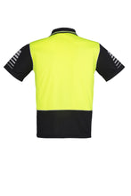 Load image into Gallery viewer, SYZMIK  ZH236 - Mens Hi Vis Zone Polo - Customize It