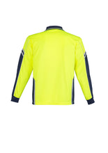 Load image into Gallery viewer, SYZMIK ZH238 - Mens Hi Vis Squad L/S Polo - Customize It