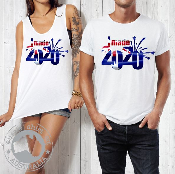 T-Shirt or Tank - I Made 2020 - ASC T-Shirts