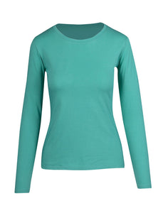 RAMO Ladies Long Sleeve Tee - T121LD T-Shirt Printing Australia
