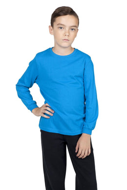 RAMO Kids Long Sleeve Tee - T220KS T-Shirt Printing Australia