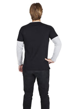 Load image into Gallery viewer, RAMO Double Sleeve Mens Womens - T333DS T-Shirt Printing Australia