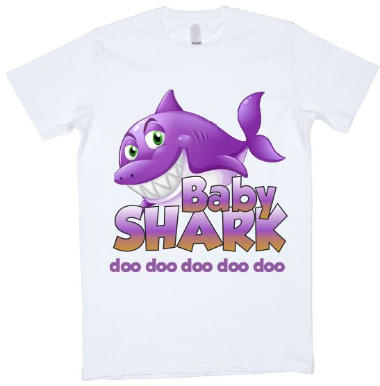 Shark Family Doo Doo Doo Doo Doo - aussie-shirt-co