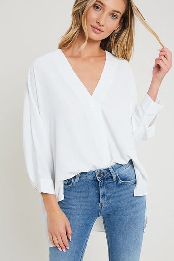 Off White City Chic Blouse