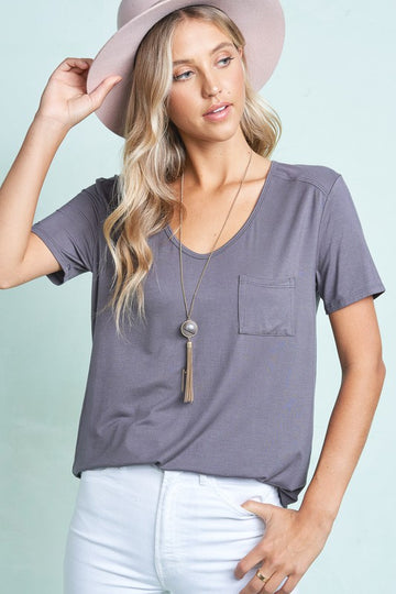 Transitional Short Sleeve Top