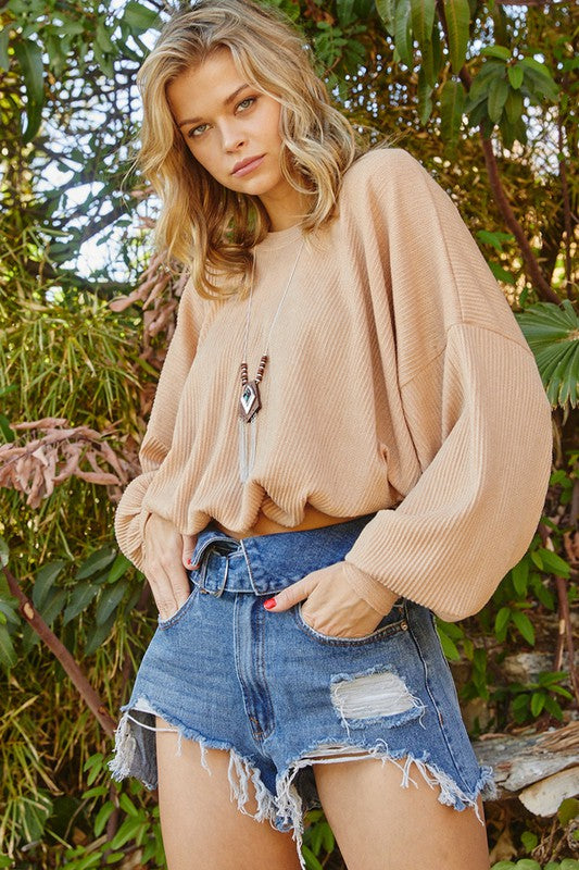 Camel Volume Top