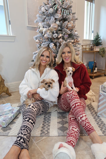 Reindeer Leggings