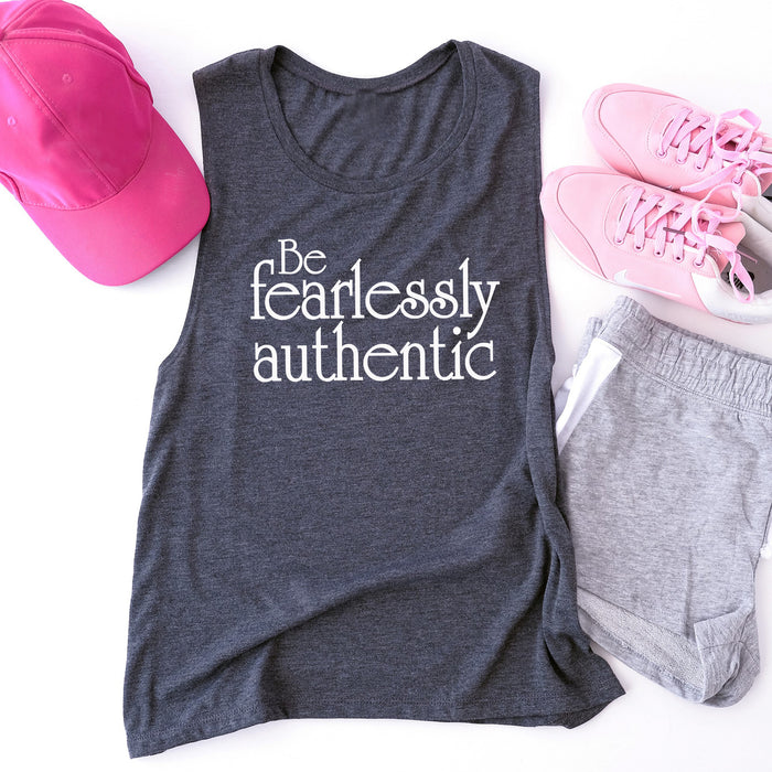 Be Fearlessly Authentic. Be Yourself. Goal Getter. Girl Boss. Motivation. Fearless.