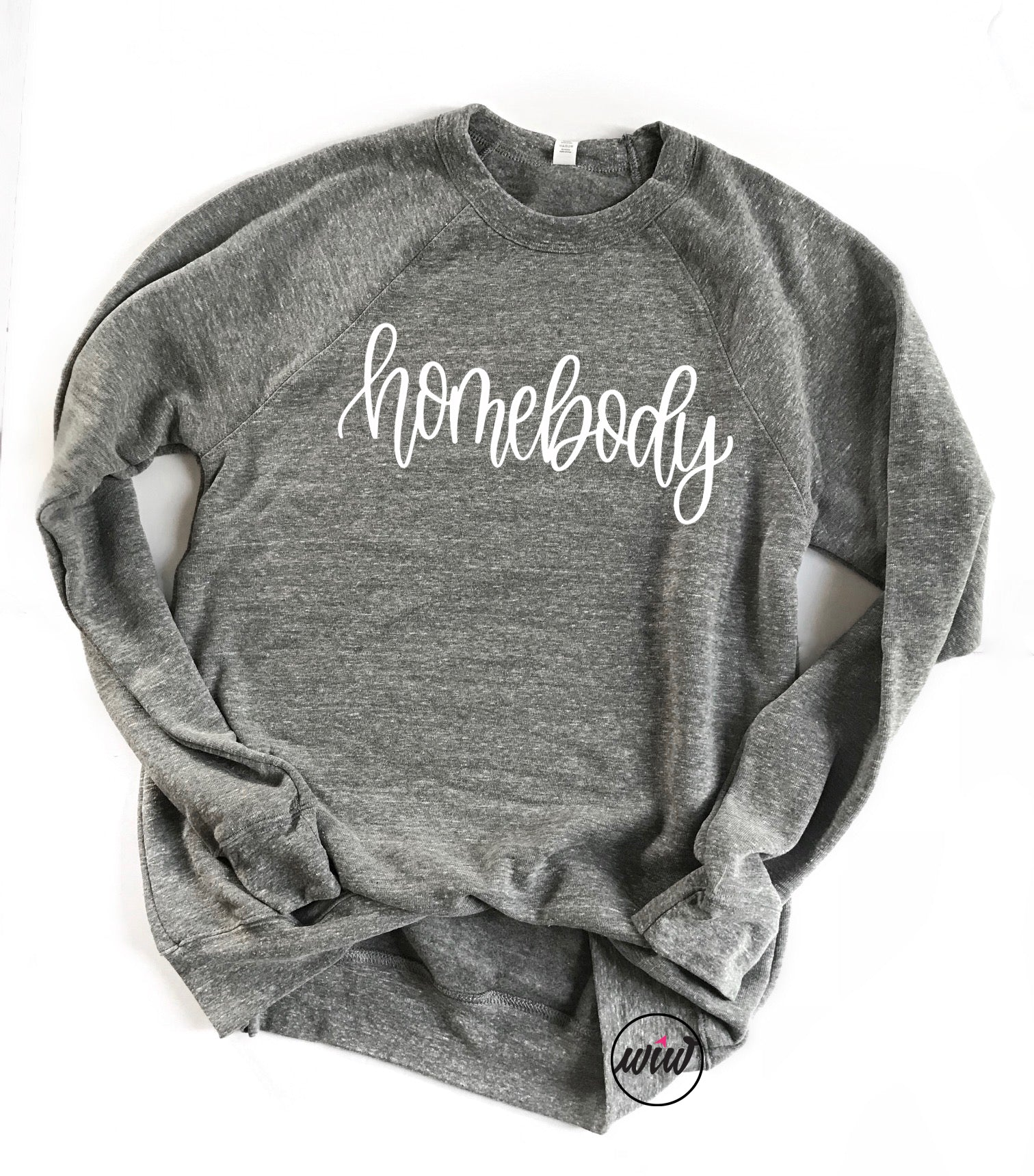Homebody Crewneck Sweatshirt. Introvert Shirt. Too Peopley Outside. Stay at Home. Can't Adult. Lazy Day Cozy AF. Preggers.
