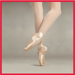 Pointe Shoes & Accessories