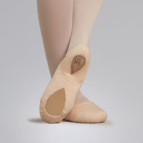 Capezio Pro Canvas Split Sole Ballet Shoe