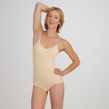 Capezio Nude Camisole Leotard with Bratek