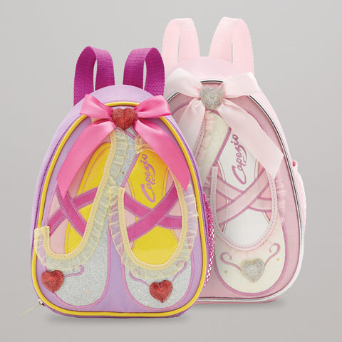 Capezio Slippers back pack