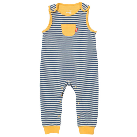 Kite Stripy Dungaree