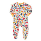 Kite Fishy Sleepsuit