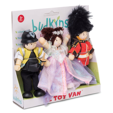 LE TOY VAN Heart of London Budkins
