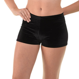 Tappers And Pointers Smooth Velvet Micro Shorts