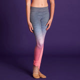 Bloch Gradient Print Legging