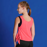 Bloch Core Tie Side Singlet Top