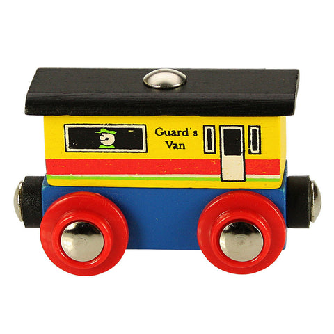 Bigjigs Guards Wagon