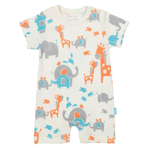 Kite Safari Romper