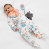 Kite Safari Sleepsuit