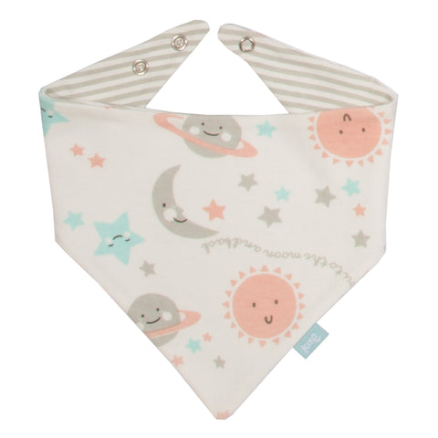 Kite Love You Bandana Bib