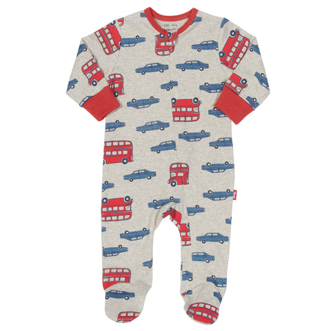 Kite Beep Beep Zippy Sleepsuit