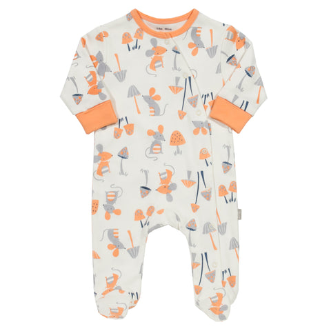 Kite Mousey Sleepsuit