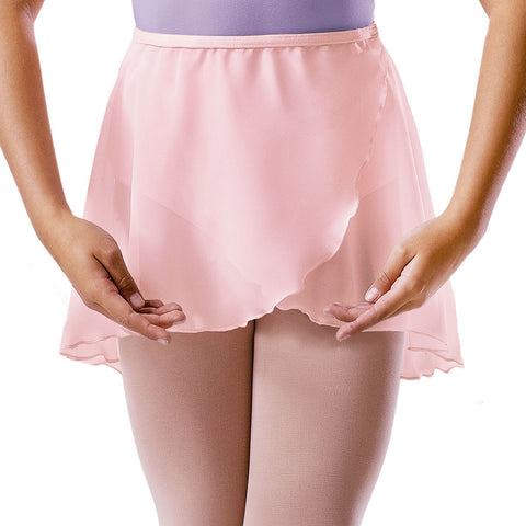 Bloch Childs Cross Over Skirt