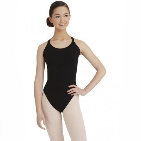 Capezio Adult Double Strapped Leotard