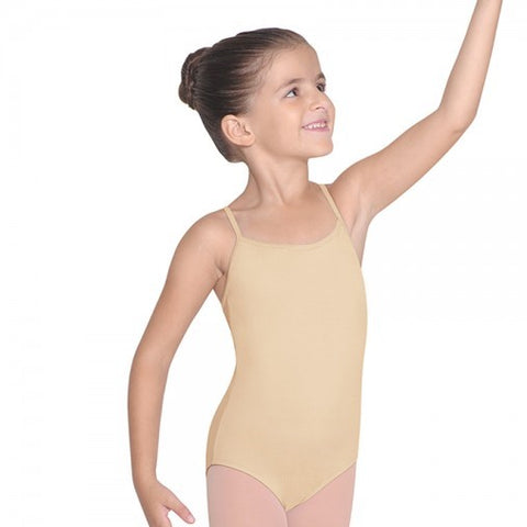 Bloch Camisole Nude Leotard