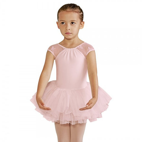 Bloch Cap Sleeve Bow Tutu