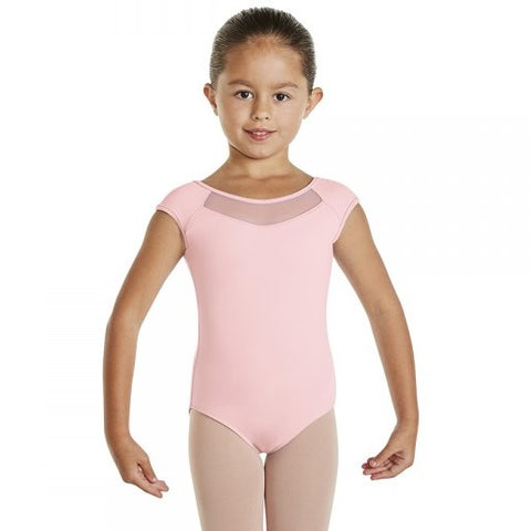 Bloch Makena Mesh Tank Leotard