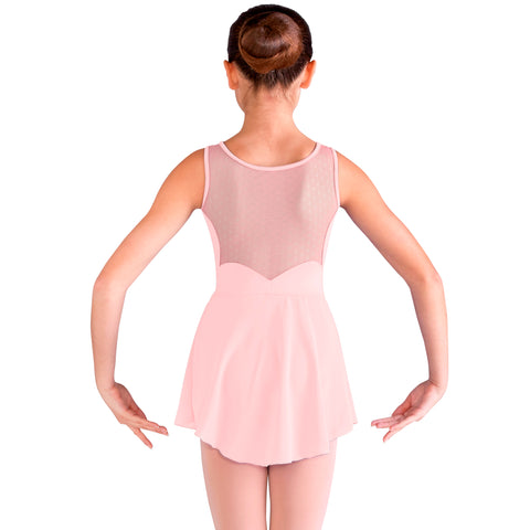 Bloch Arlie Daisy Mesh Back Skirted Leotard