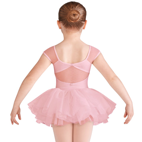 Bloch Jemima Daisy Short Sleeved Tutu
