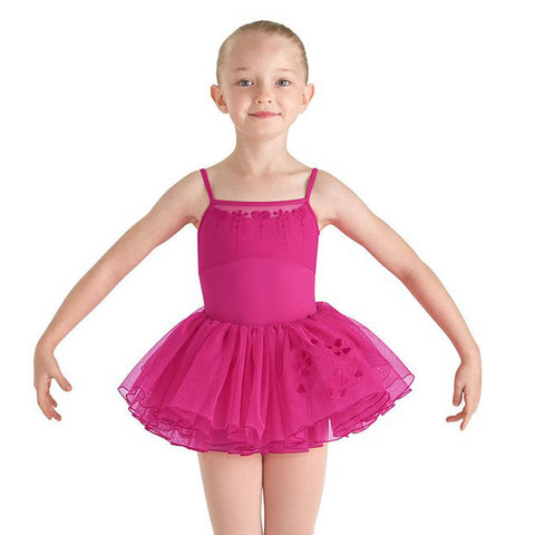 Bloch Embroidered Tutu Skirt
