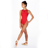 So Danca Mesh Front Leotard