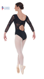 Tappers And Pointers Lace X-Over Leotard