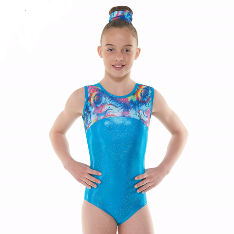 Tappers And Pointers Meteor Gymnastic Leotard