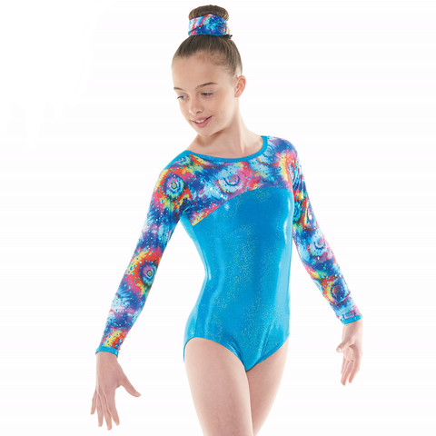 Tappers And Pointers Meteor LS Gymnastics Leotard