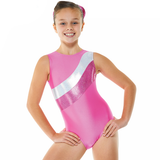 Tappers and Pointers Nylon Lycra & Cosmic Shine Gymnastics Leotard