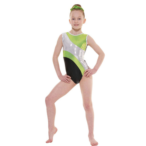 Tappers & Pointers Shine Sleeveless Leotard