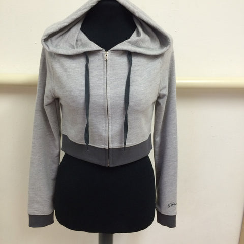 Pineapple Crop Grey Jacket
