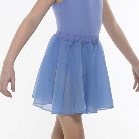 Tappers and Pointers Chiffon Circ
