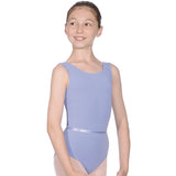 Roch Valley ISTD Leotard - Plum & Sky Blue