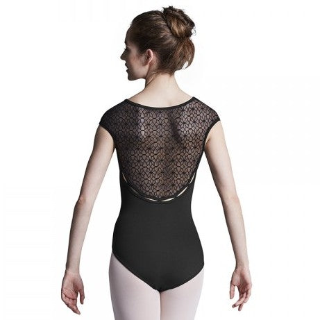 Bloch Edith Keyhole Scoop Back Leotard