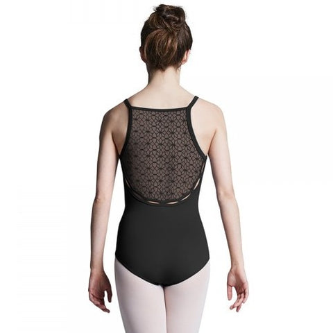 Bloch Dionne Flower Back Camisole Leotard